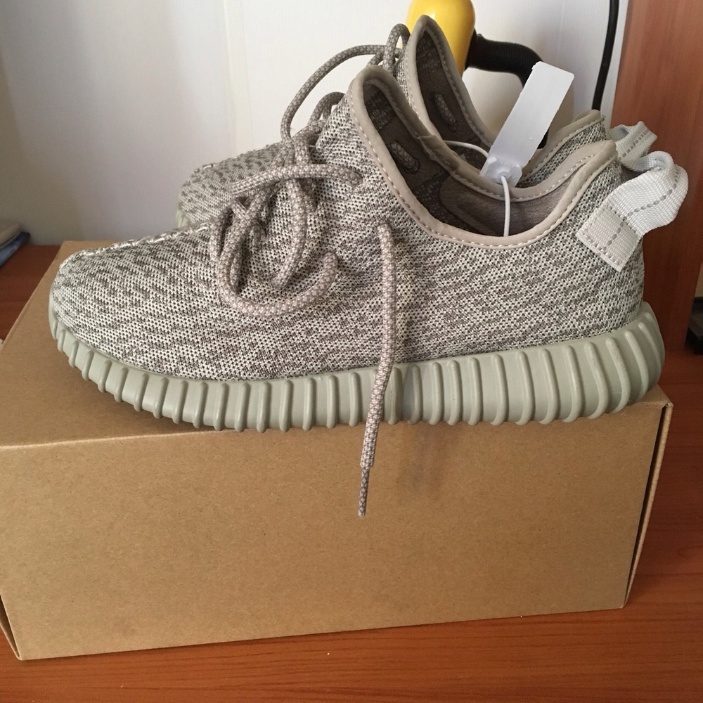 9a7fbcfe4c8188 Adidas Yeezy 350 Boost  Moonrock  Hands On Review On Feet