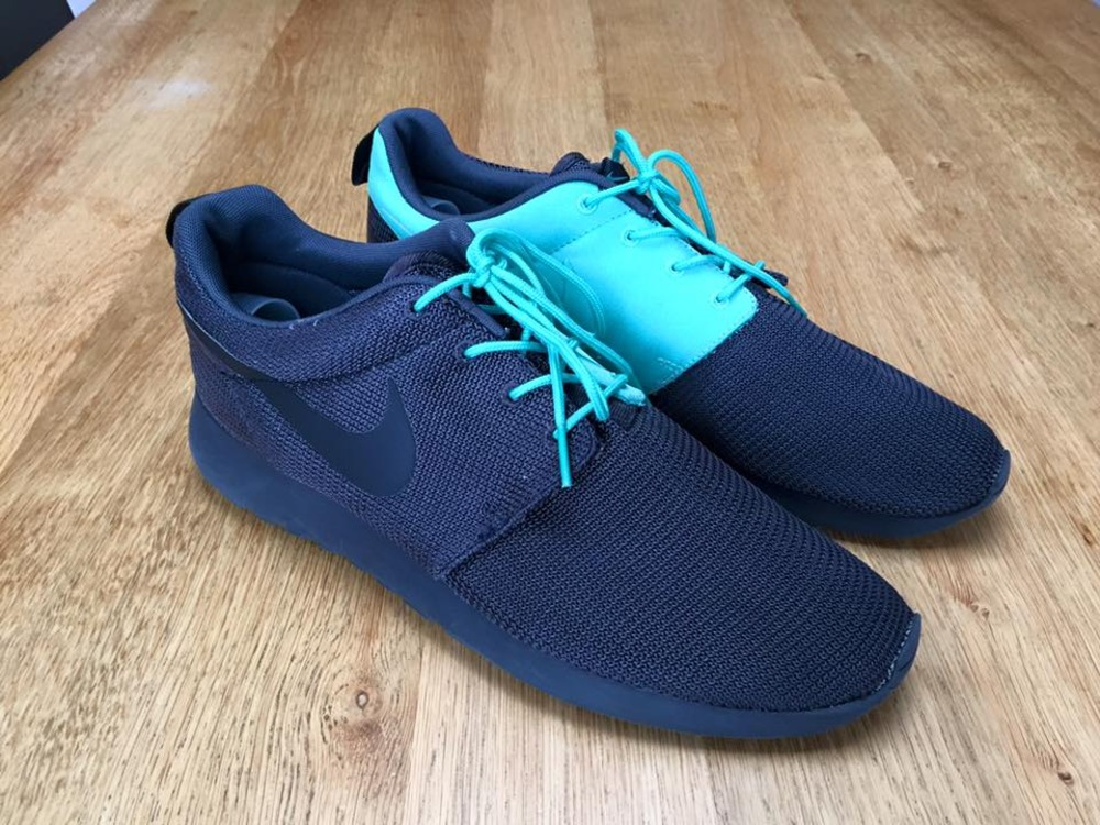 be4eac2c2c5fc ... Nike Roshe Run Split pack AnthraciteCrystal Mint US11 - photo 34 ...