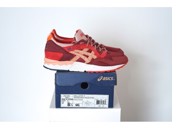 Asics Gel Lyte V x Ronnie Fieg Volcano US8.5 - UK7.5 - EUR41 - photo 1/2