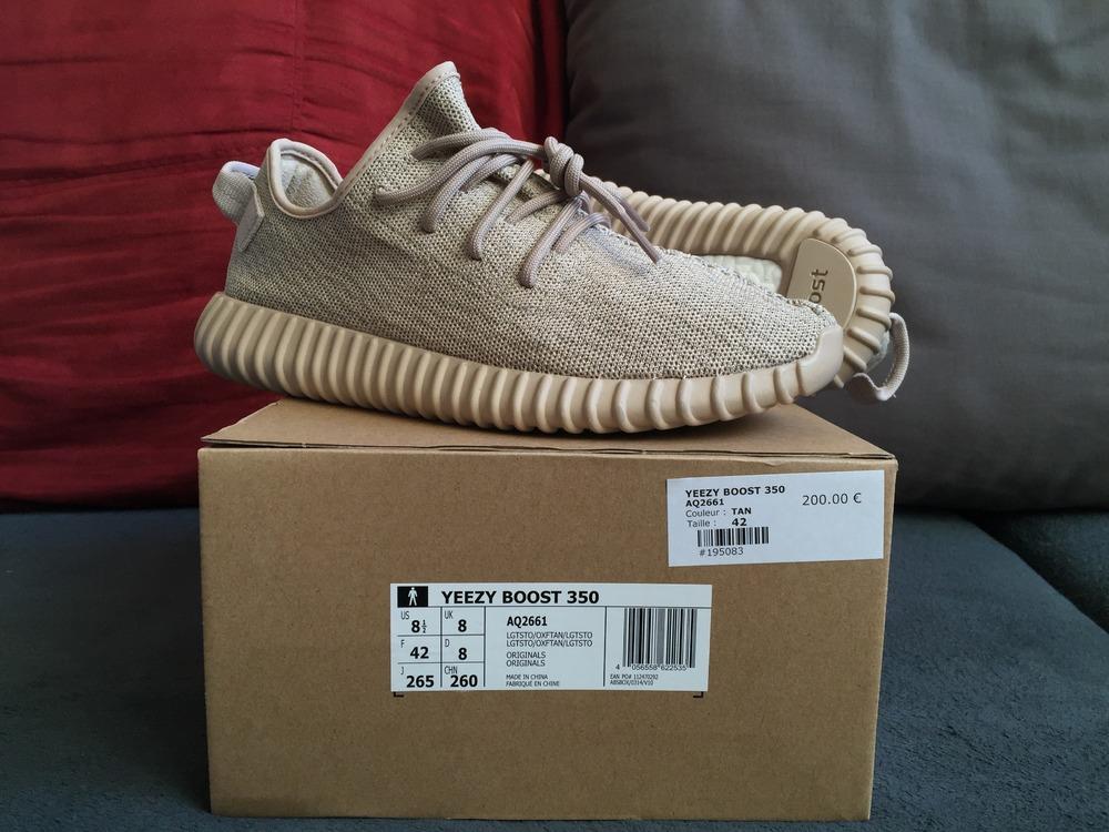 adidas Yeezy Boost 350 8.5