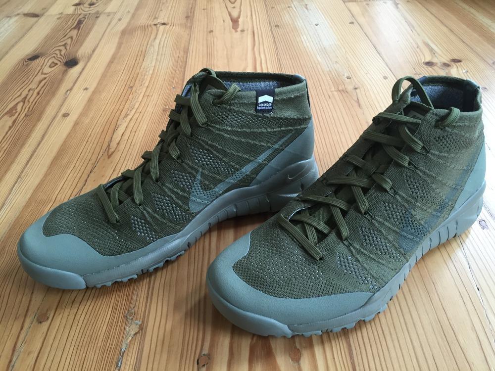17ce8df3db803c ... Nike Flyknit Trainer Chukka SFB SP Sage - photo 2 6 ...