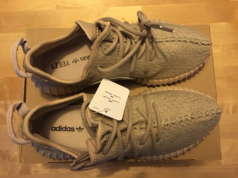 e902c5d41e68f Adidas x Kanye West Yeezy Boost 350 Oxford Tan US7.5   UK7 ( 274691) from  TKicks84 at KLEKT