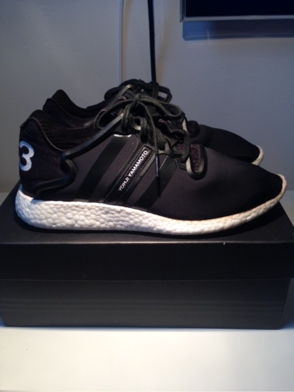 fba29e1e0041a Adidas Ultra Boost Y-3 softwaretutor.co.uk