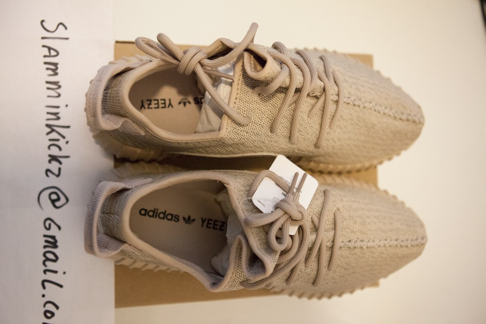 Cheap Adidas Yeezy 350 Oxford Tan Boost for Sale 2017