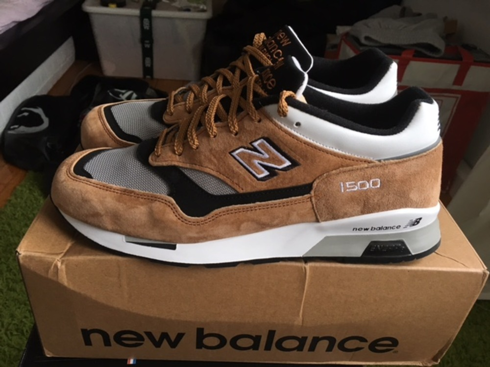 new balance 1500 made in england tan
