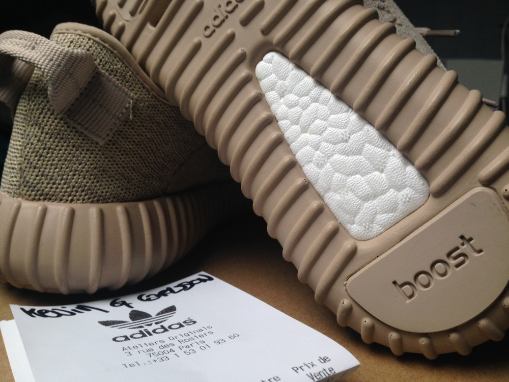 Fans who queued days for Kanye's adidas Yeezy 350 for Sale