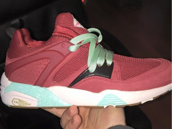 Puma Blaze of Glory Sneaker Freaker - photo 1/7