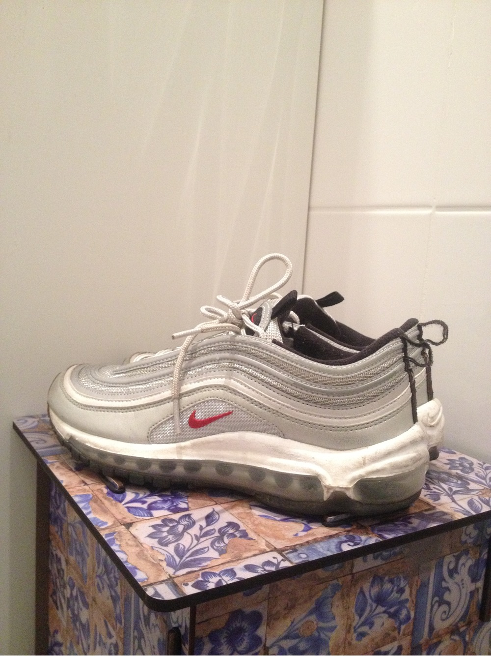 Air Max 97 Silver Bullet For Sale