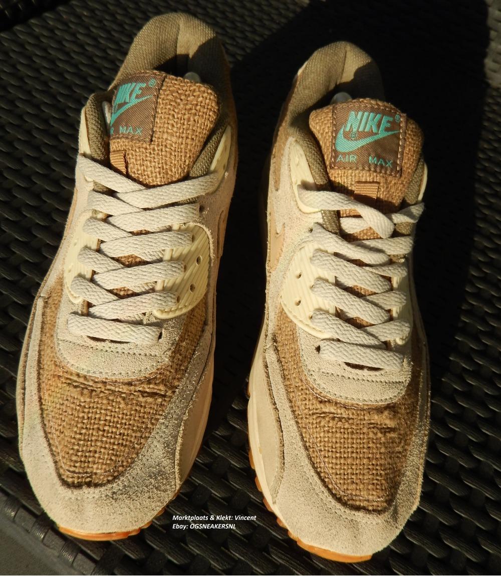 sports shoes 9eff3 3594a Nike Air Max 90 Hemp Pack