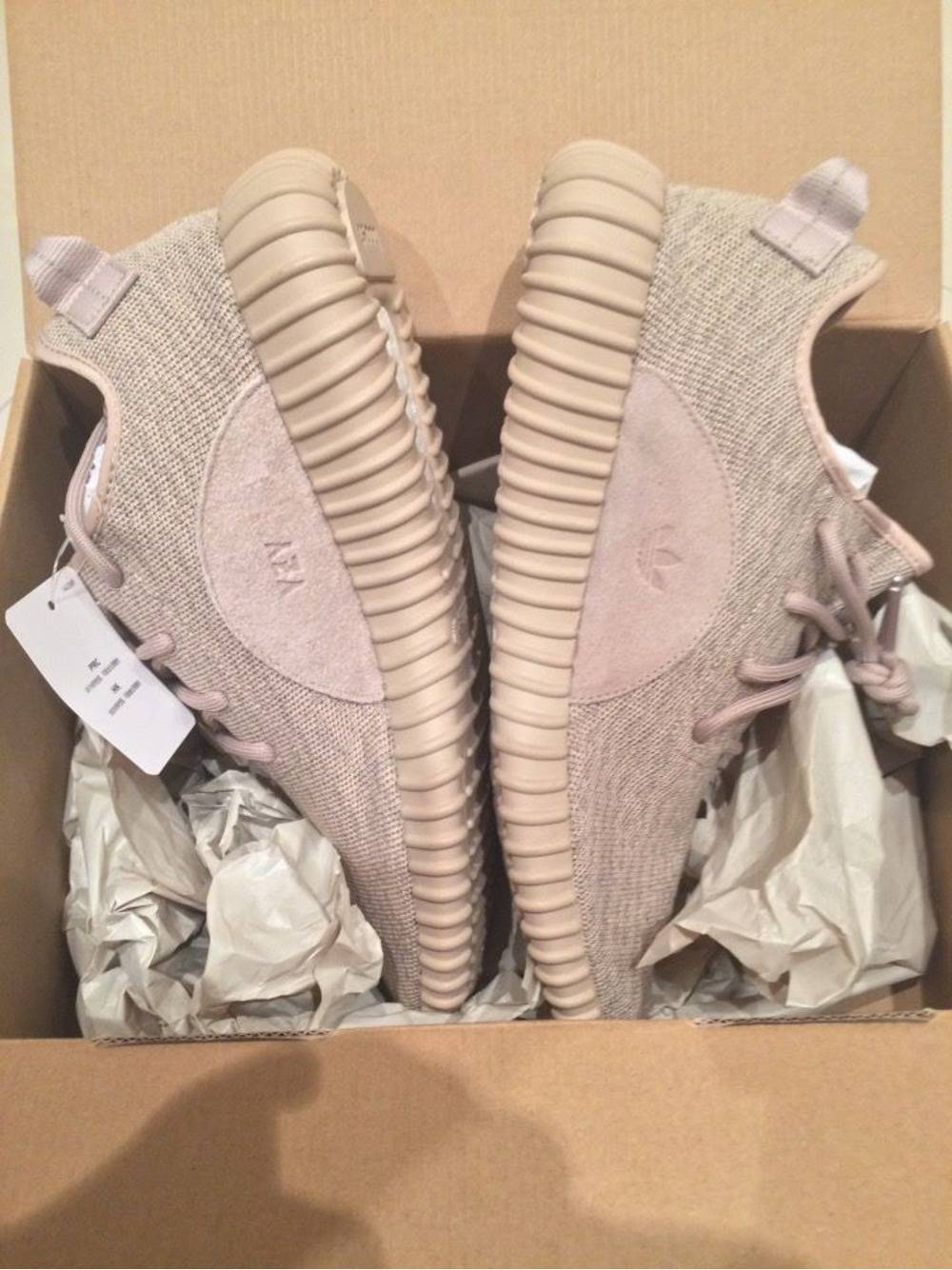Adidas Yeezy boost 350 Oxford Tan US 9.5 BOX FRESH ...