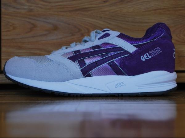 Asics GEL Saga Purple/Purple US 7,5 - photo 1/4