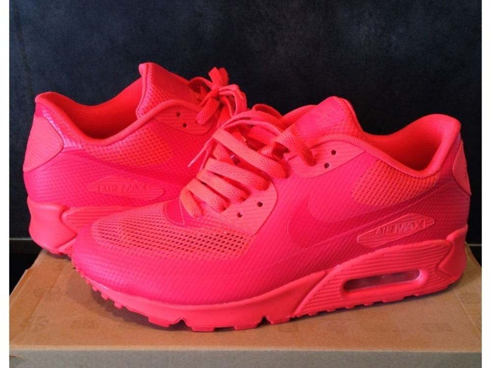 Nike Air Max 90 Hyperfuse Solar Red Buy