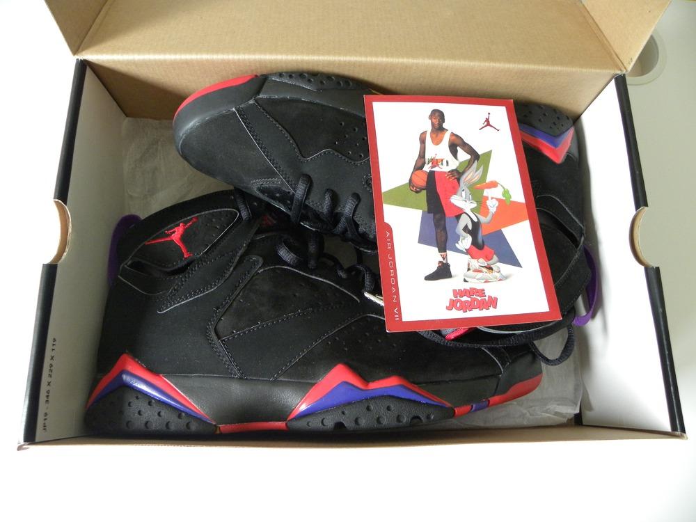 3aa4657f367 air jordan 7 raptor for sale air jordan 7 raptor on feet