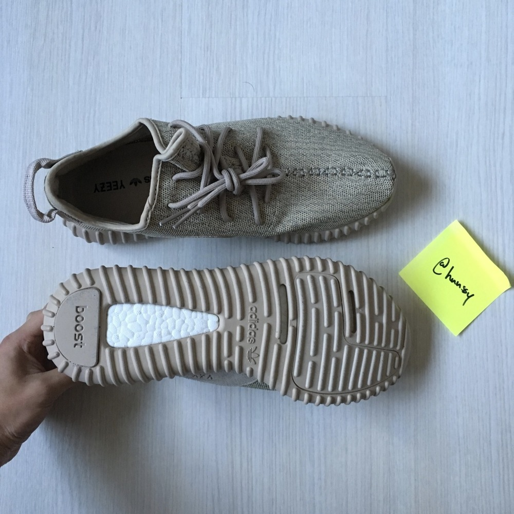 Adidas Yeezy Boost 350 Quot Oxford Tan Quot Us11 Supreme Patta