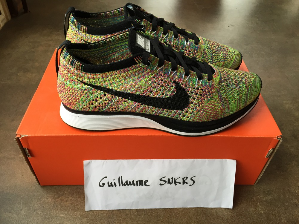 d3d6e413fe95 ... coupon code nike flyknit racer multicolor 1.0 photo 1 5 5d4d6 982c3
