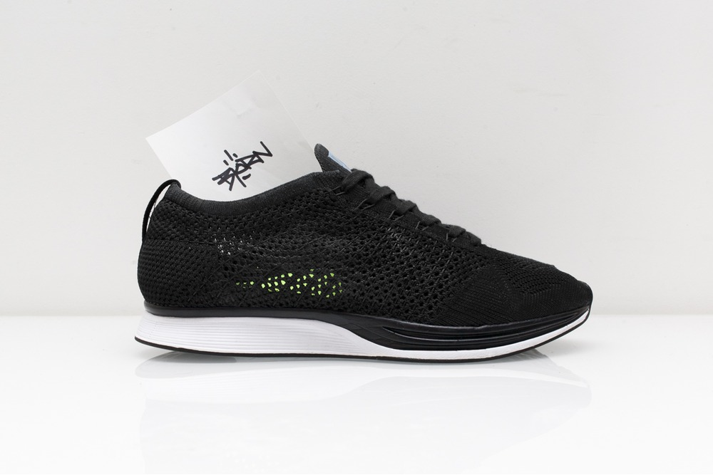 competitive price 959eb 9ee99 Nike Flyknit Racer Custom