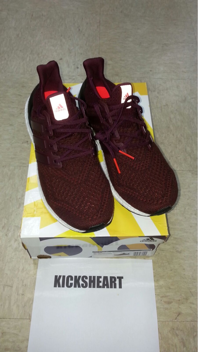 d47c0951d ... Adidas ultra boost  burgundy  very limited af5836 kanye west hype  Men s Women s Shoes ...
