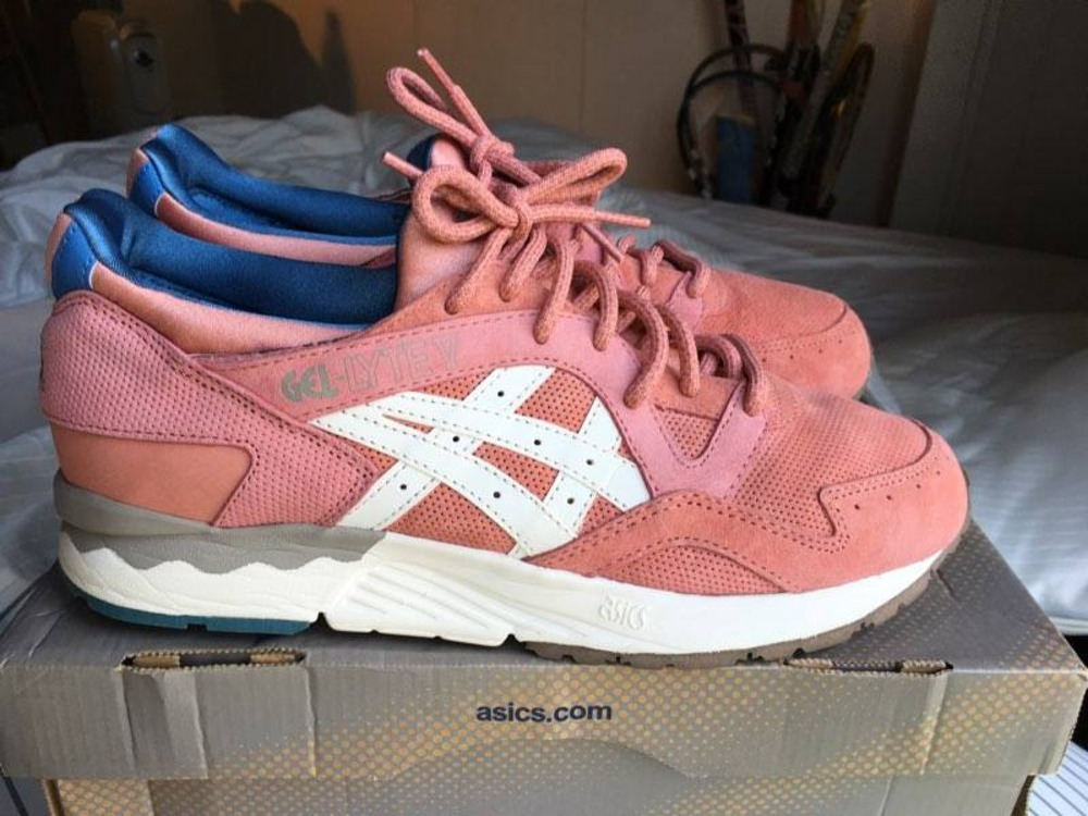 e459f1d75d0 asics gel lyte v rose. asics gel lyte v rose gold ronnie fieg