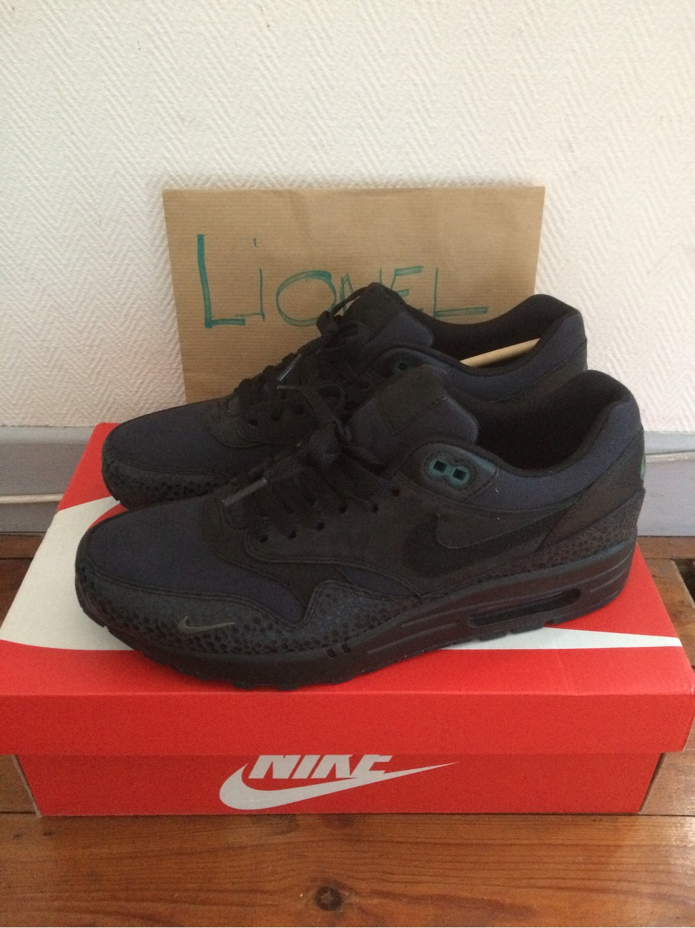 brand new dc5b9 7ee89 Nike Air Max 1 Prm Bonsai
