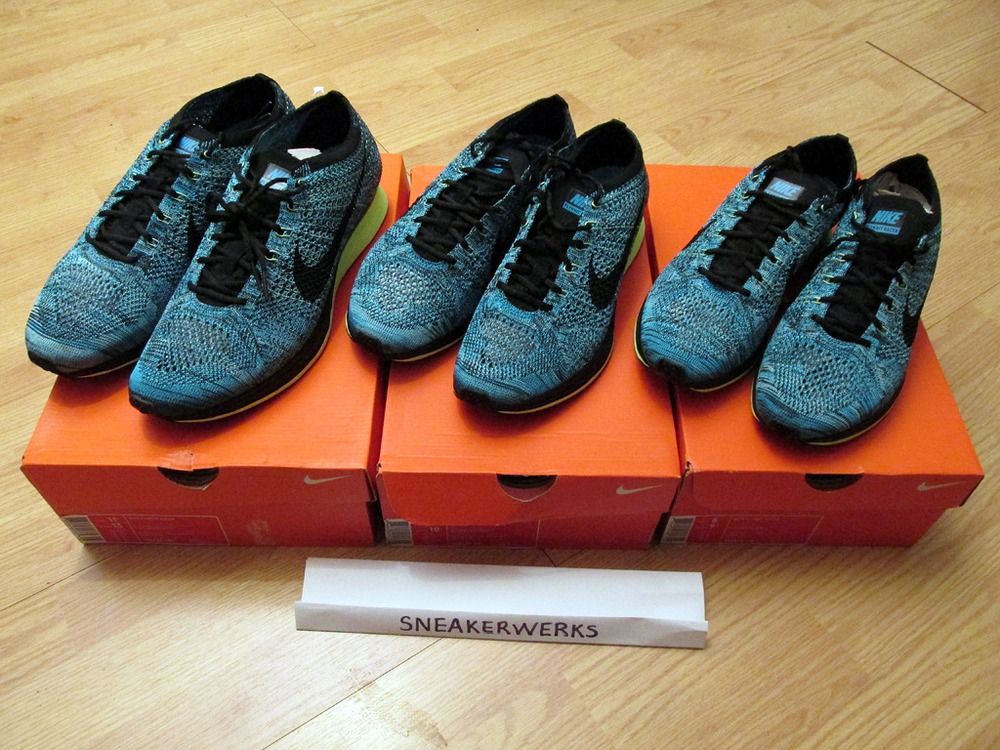 f0ba57ee535f ... shoes white 650d9 a5191 spain nike flyknit racer blue gecko 56900 67eb8  ...