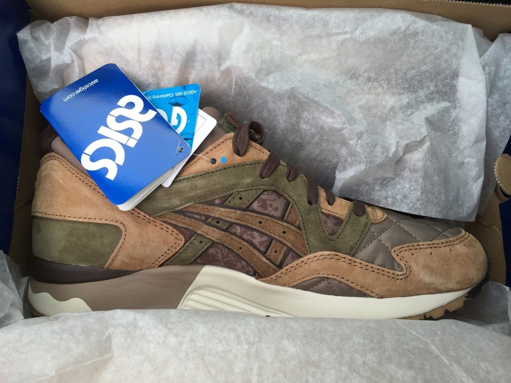 new product bdd9f 292fe ... Asics Gel-Lyte V x Kicks Lab x SBTG quotPHYS EDquot ...