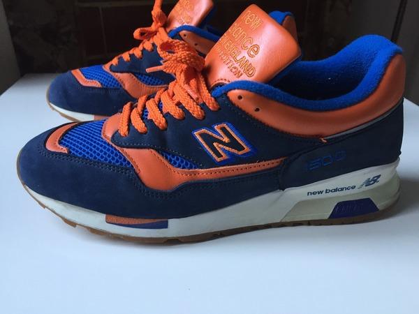 new balance 1500 orange blue