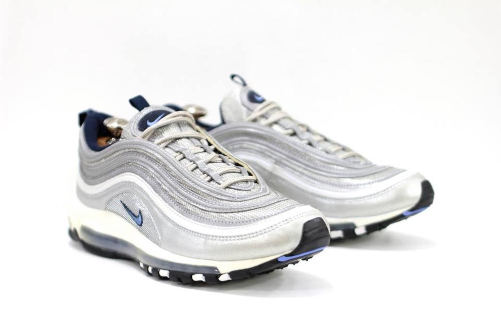 Nike Air Max 97 Classic Silver Hoa