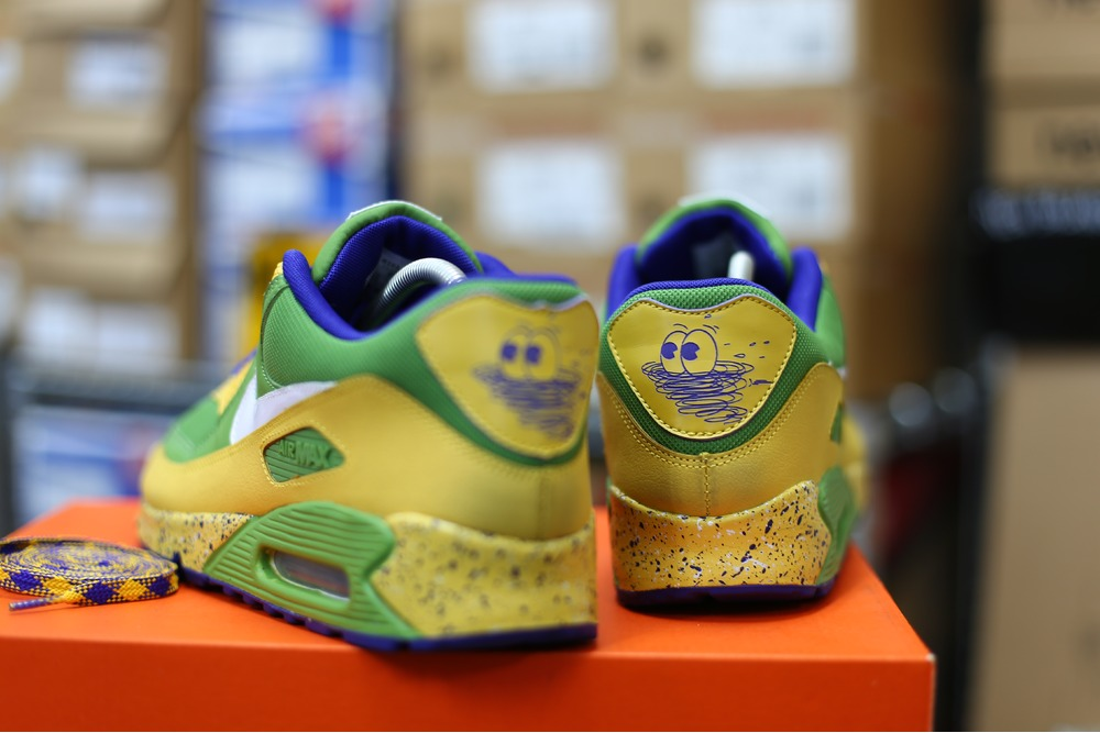 Running Man Air Max 90