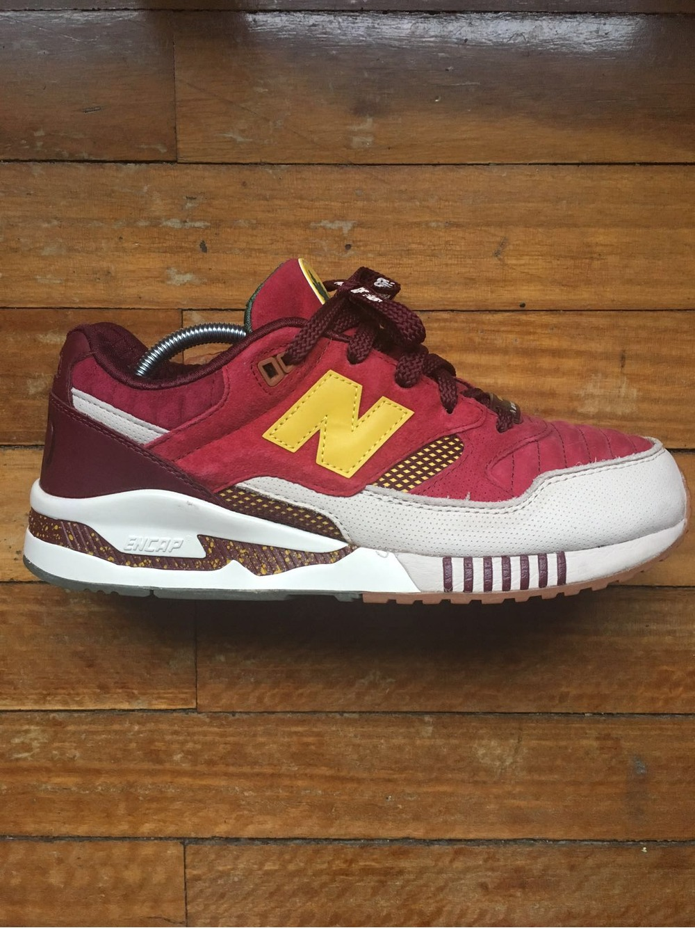 ronnie fieg x new balance 530 central park philly diet doctor dr