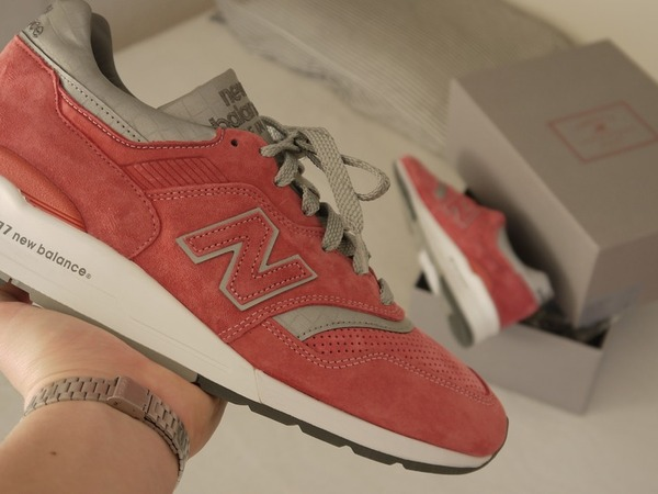 new balance x concepts m997 rose