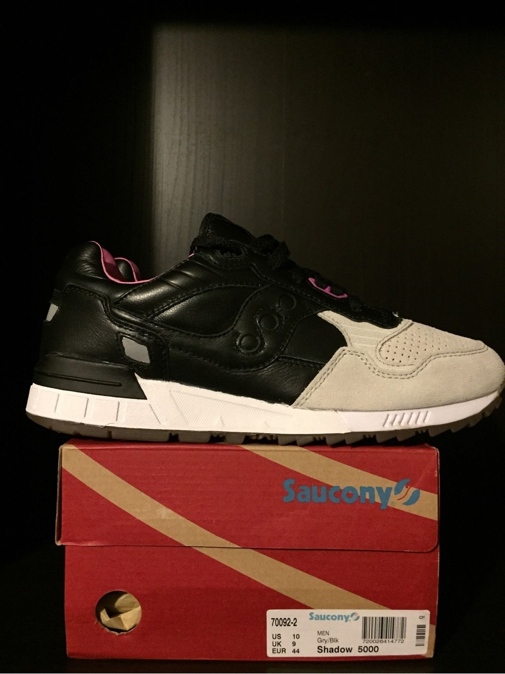 The Sneakers Box SAUCONY SHADOW 5000 x SNEAKERS76 10th