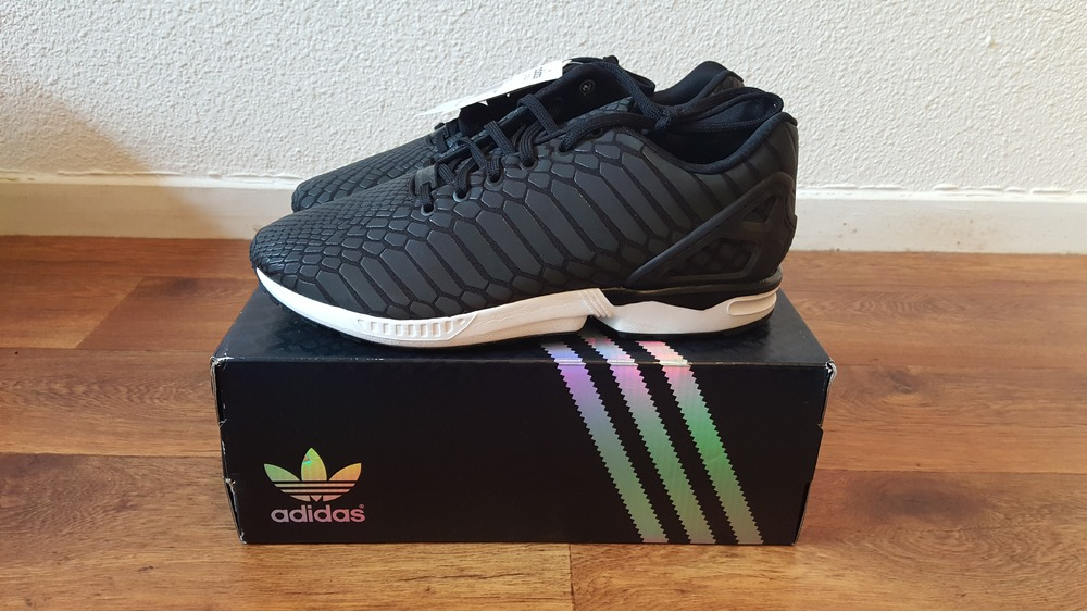 Adidas ZX FLUX XENO All Star Reflective AllStar B24441 New Size 8