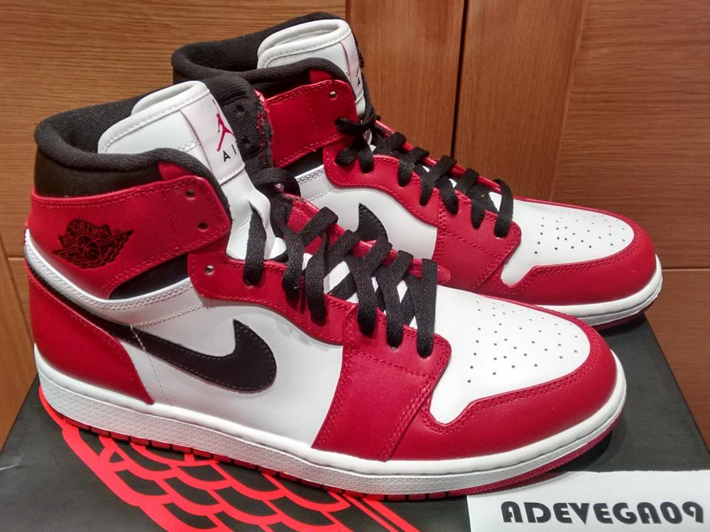Og 1 High Chicago Nike Jordan Air Retro m8v0Nnw