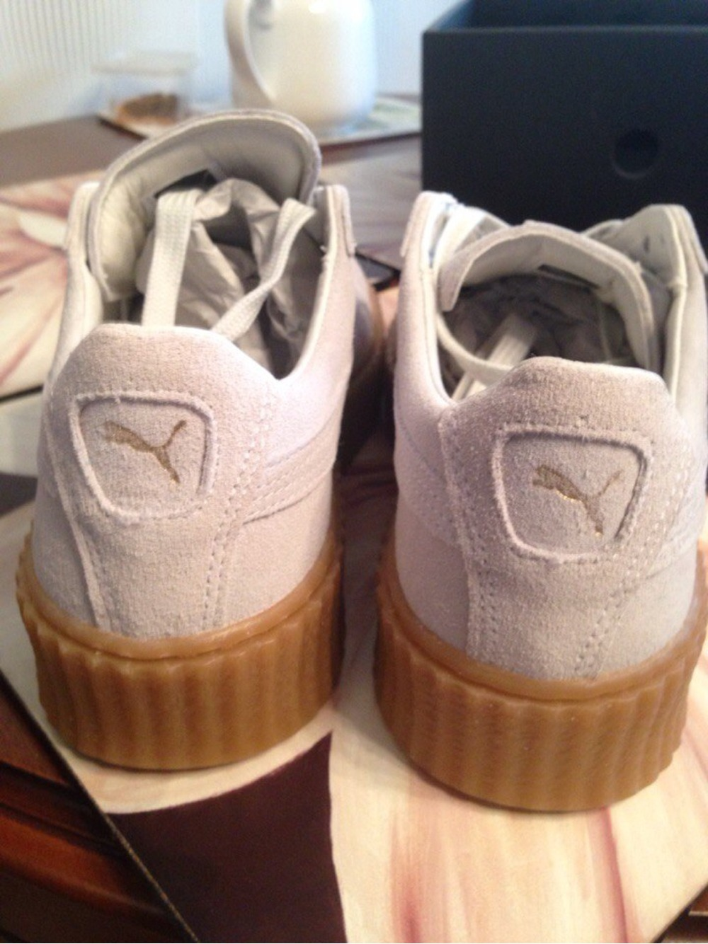 puma creepers taille 36