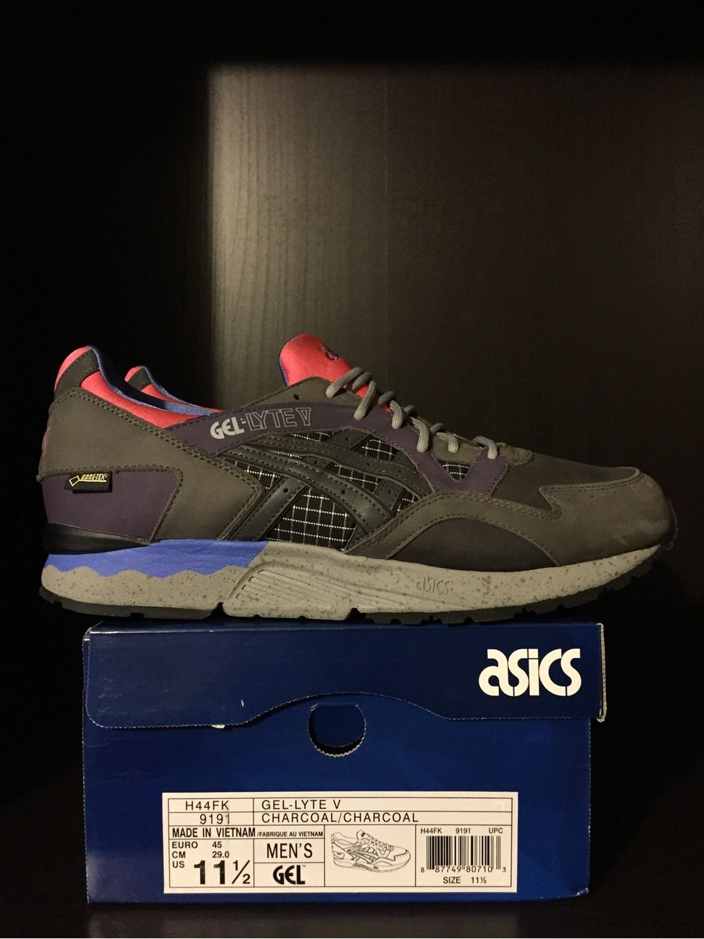 nouvelle collection fa163 64a42 asics gel lyte 44 > 56% OFF!