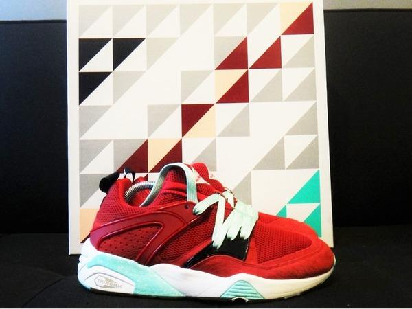 Puma Blaze of Glory Sneaker freaker x Packer Shoes <strong>Bloodbath</strong> - photo 1/6