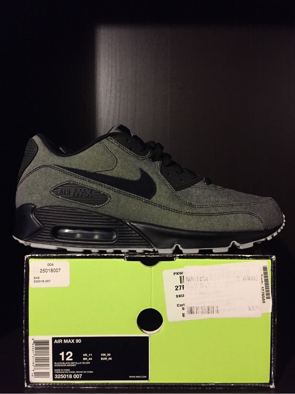 competitive price 26f1c 14d9d ... 2010 Nike Air Max 90 - Air Attack Pack - quotDenimquot .