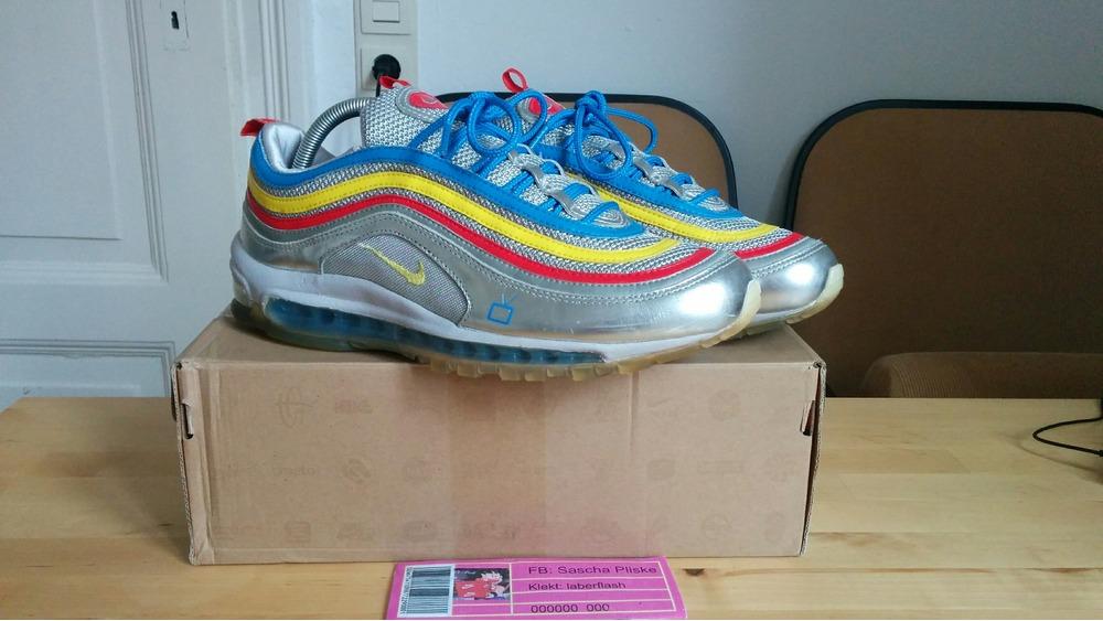 official photos 30fd1 70315 Nike Air Max 97 25th Finishline 316088-071 US10 UK9 EU44 CM28 ...