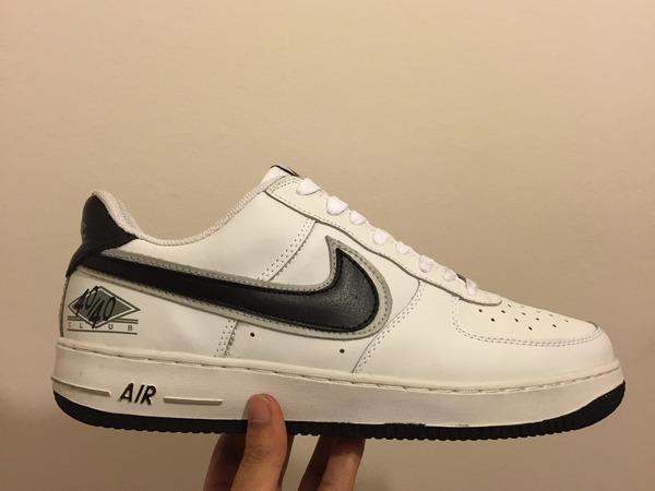 ... Club White Black – RARE Nike Air Force 1 Low Jay Z 3940 .