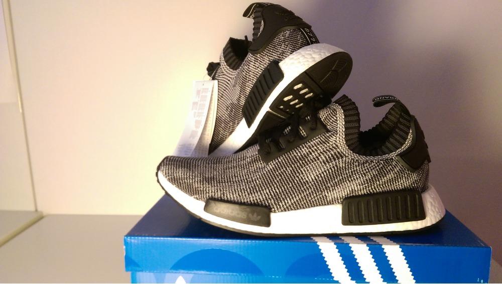 msqbkb Adidas NMD Runner PK NMD Runner Primeknit Shoe (#292104) from