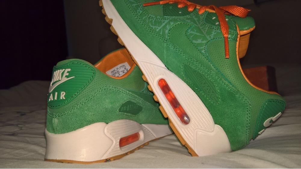 nike shox glamour - Nike Air Max 90 x Patta x Homegrown (#292366) from Ganga at KLEKT