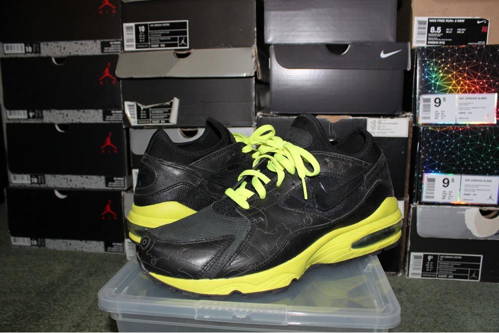 promo code 05490 a9e0f 2005 Nike Air Max 93 Tier Zero Powerwall - photo 11 ...