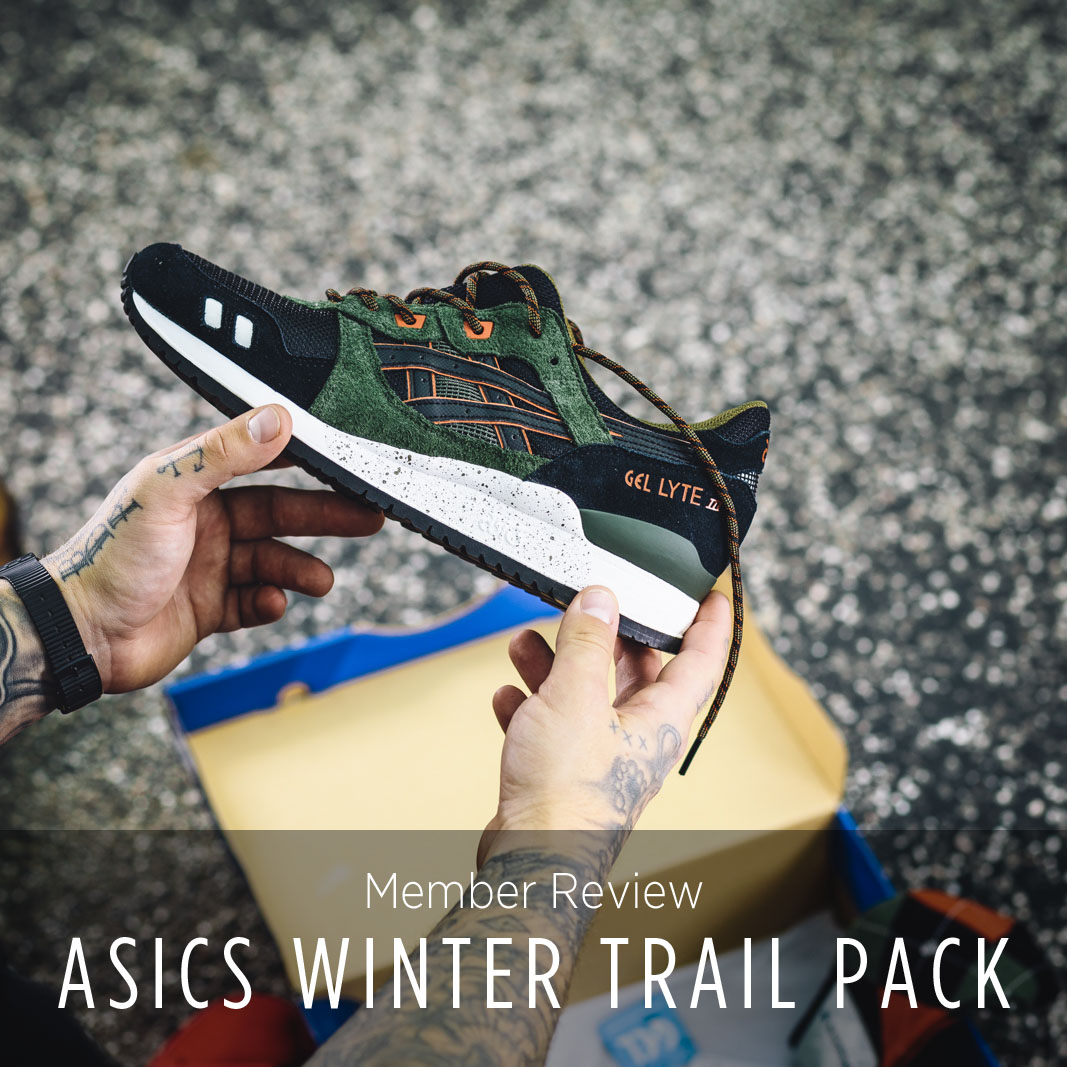 Member Review – ASICS 'Winter Trail' Pack