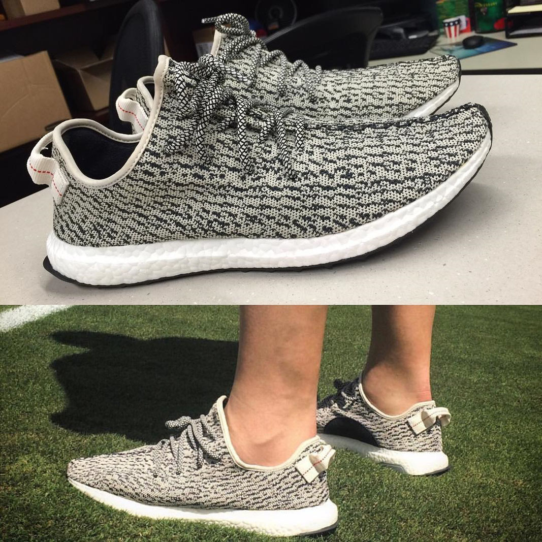 Adidas Ultra Boost Yeezy Sole