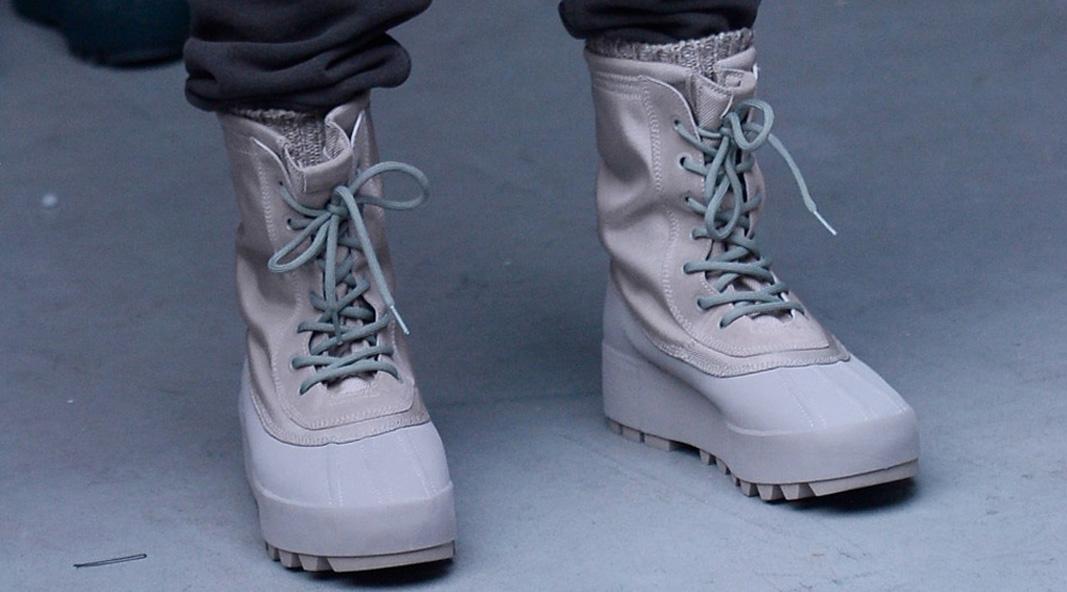 Adidas Yeezy Boost Boots