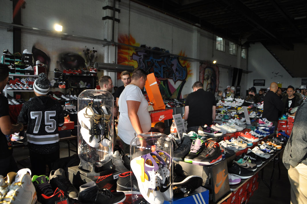 Utregse Unie Meets Approved Sneakers Market 2
