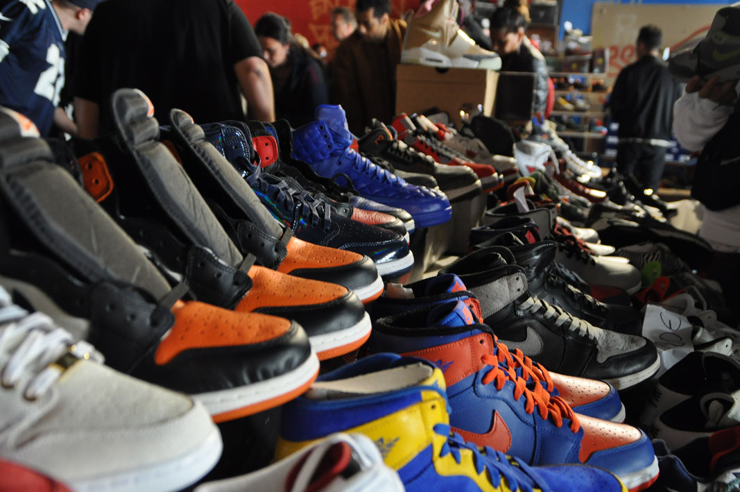 Utregse Unie Meets Approved Sneakers Market 3