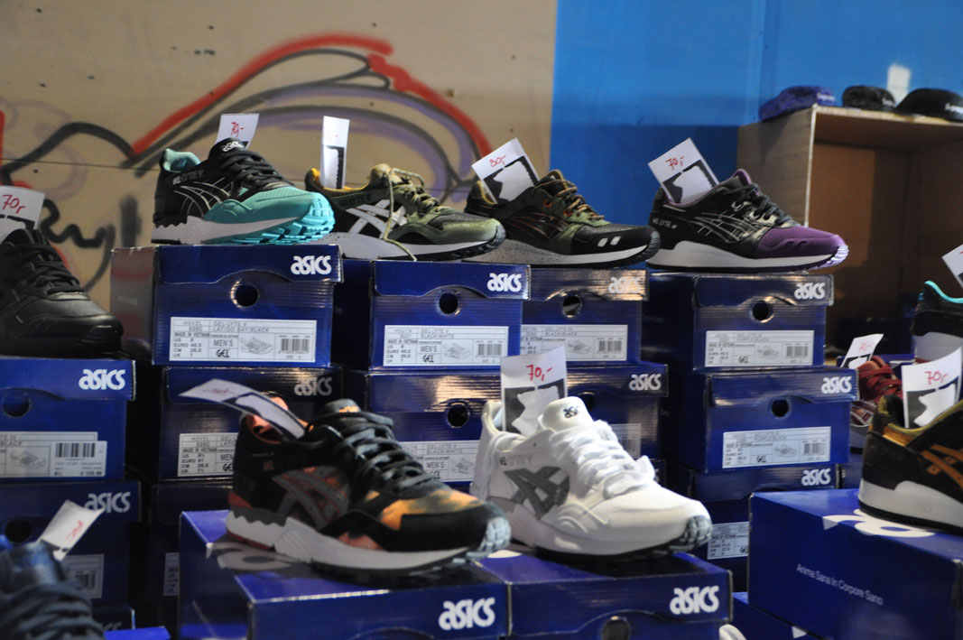 Utregse Unie Meets Approved Sneakers Market 9