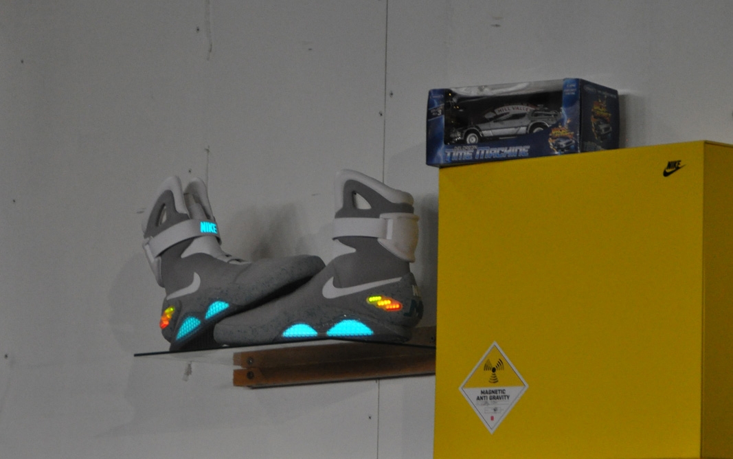 Nike Air Mag by Coolkiwan