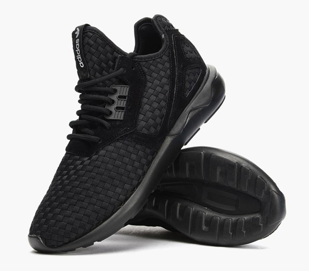 Adidas Tubular Woven Black